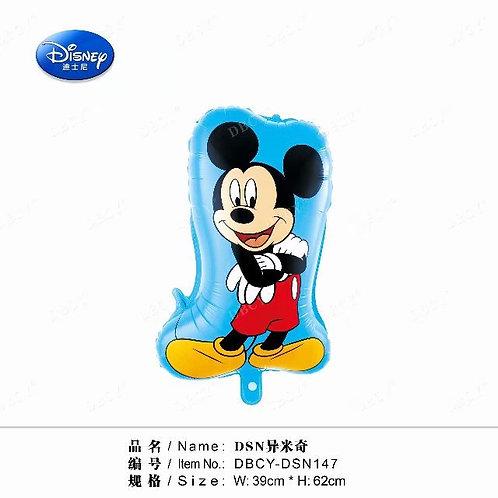 """Myszka Mickey"" (39*62 cm)"