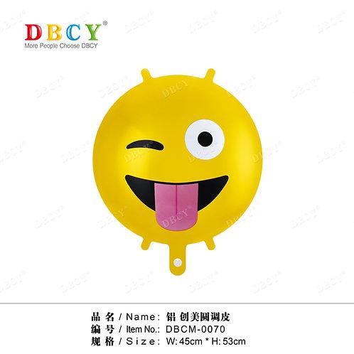 """""""Emoji szalony"""" (48 cm.)"""
