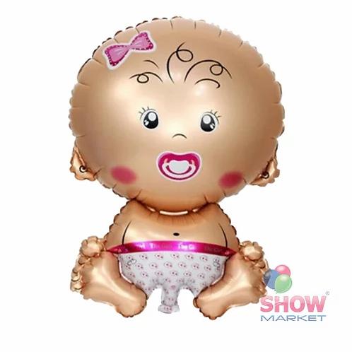 """""""Bobas Baby Girl"""" (50*75cm)"""