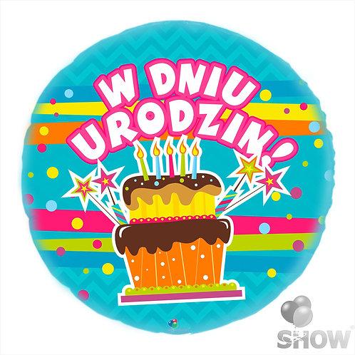 """""""W Dniu Urodzin"""" (48 cm.)"""