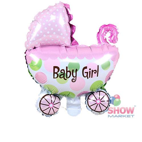"""""""Wózek Baby Girl"""" (55*85cm)"""