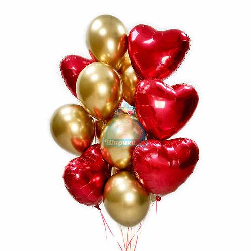 Zestaw Balonów na Walentynki #5