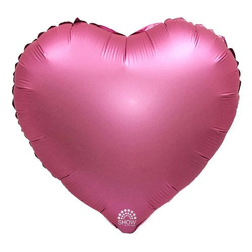 Serce różowe (48 cm.)