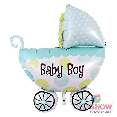 """""""Wózek Baby Boy"""" (55*85cm)"""