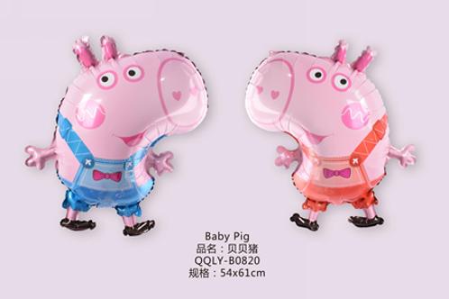 """Baby Pig"" (54*61cm)"