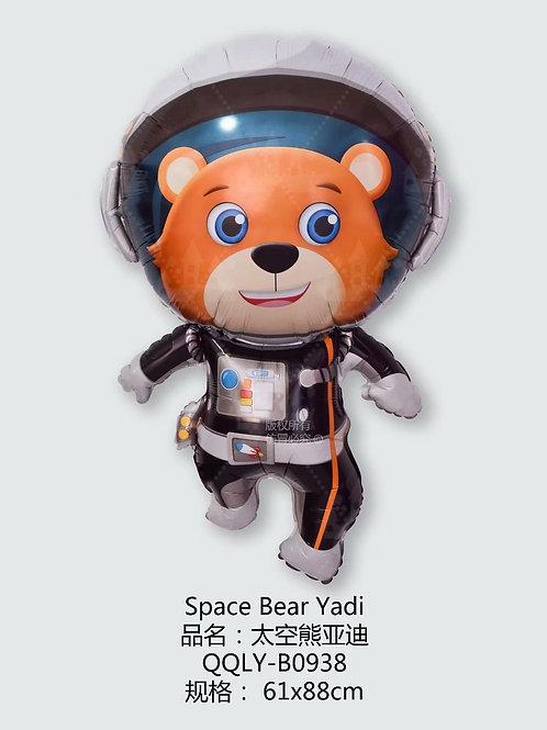 """""""Miś Astronauta """" (61*88cm)"""