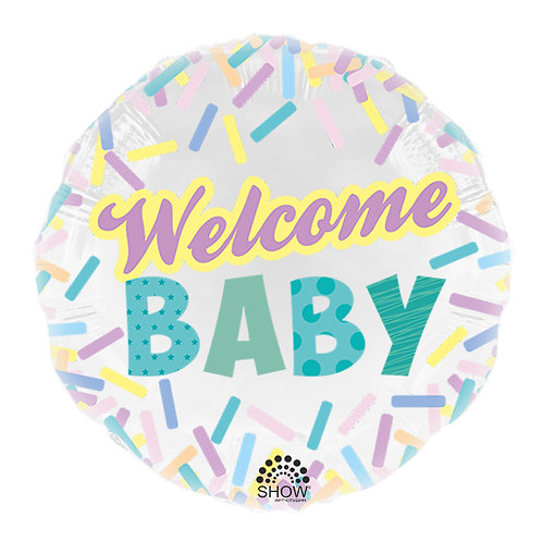 """""""Welcome Baby"""" (48 cm.)"""