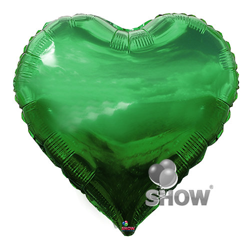 Serce zielone (48 cm.)