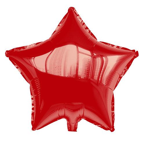 Gwiazda czerwona (48 cm.)