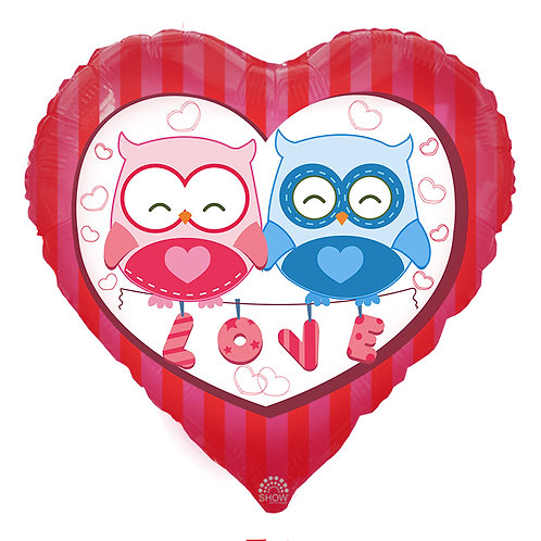 """Sowy Love"" (48 cm.)"