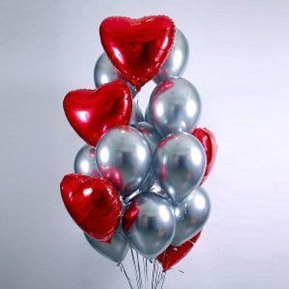 Zestaw Balonów na Walentynki #6