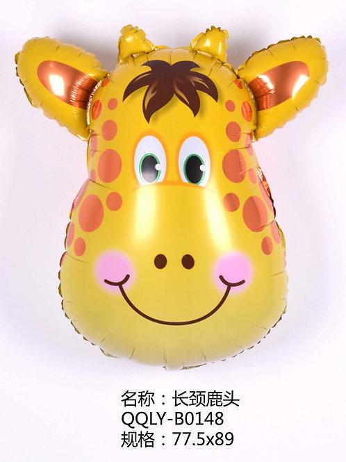 """""""Żyraf"""" (77*89cm)"""