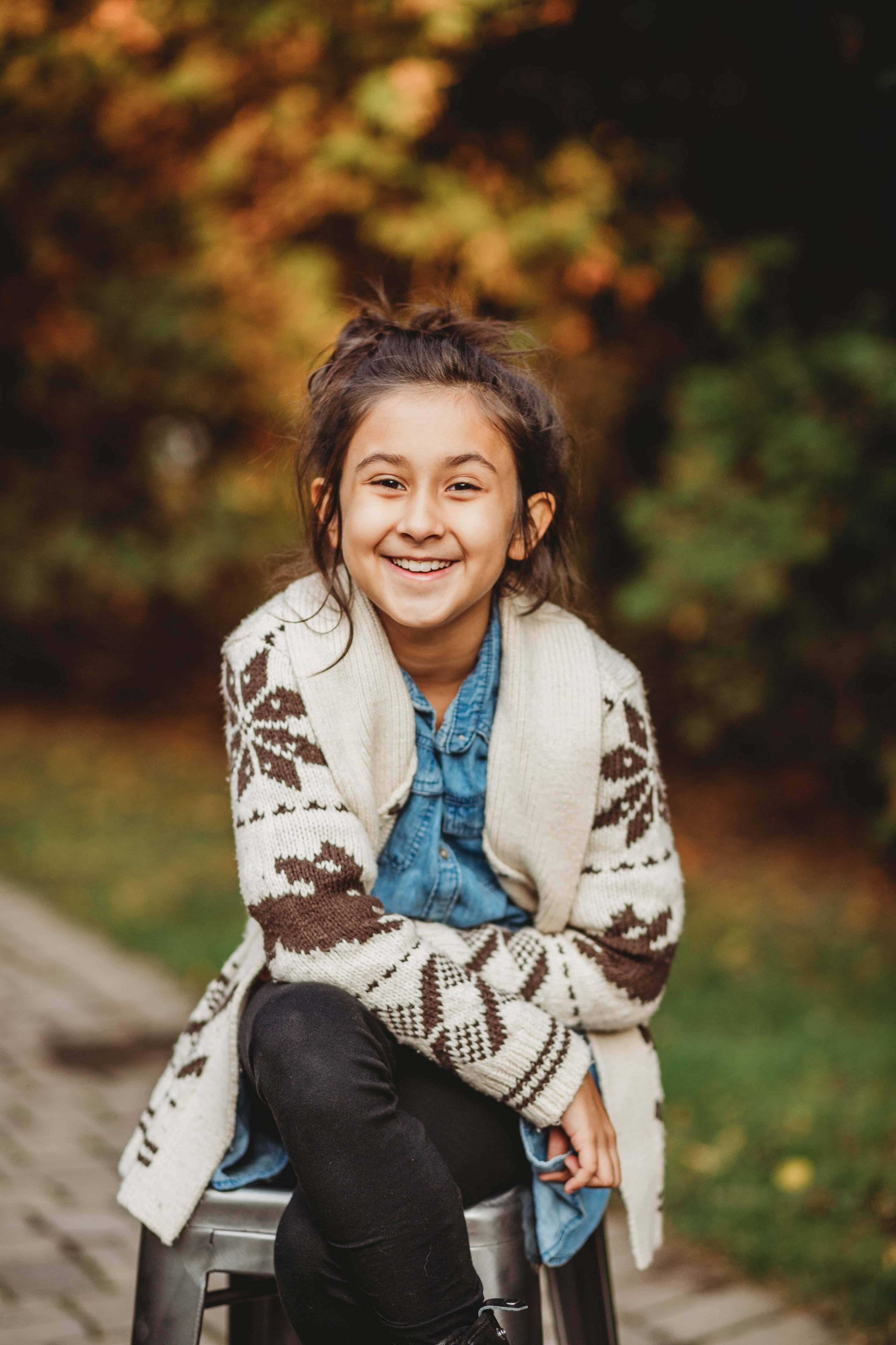 School Portraits - Children's Portraits