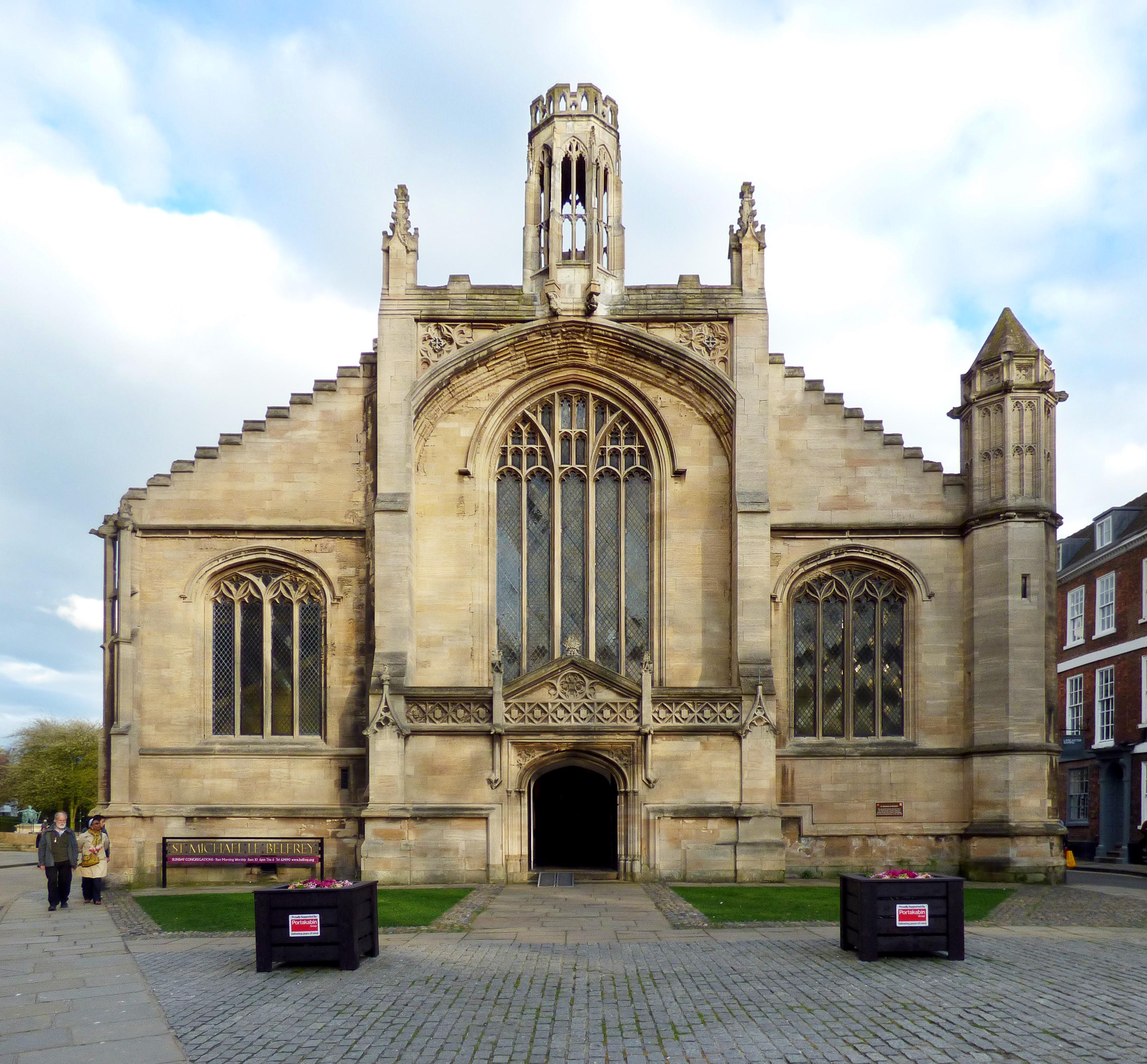 St Michael le Belfrey