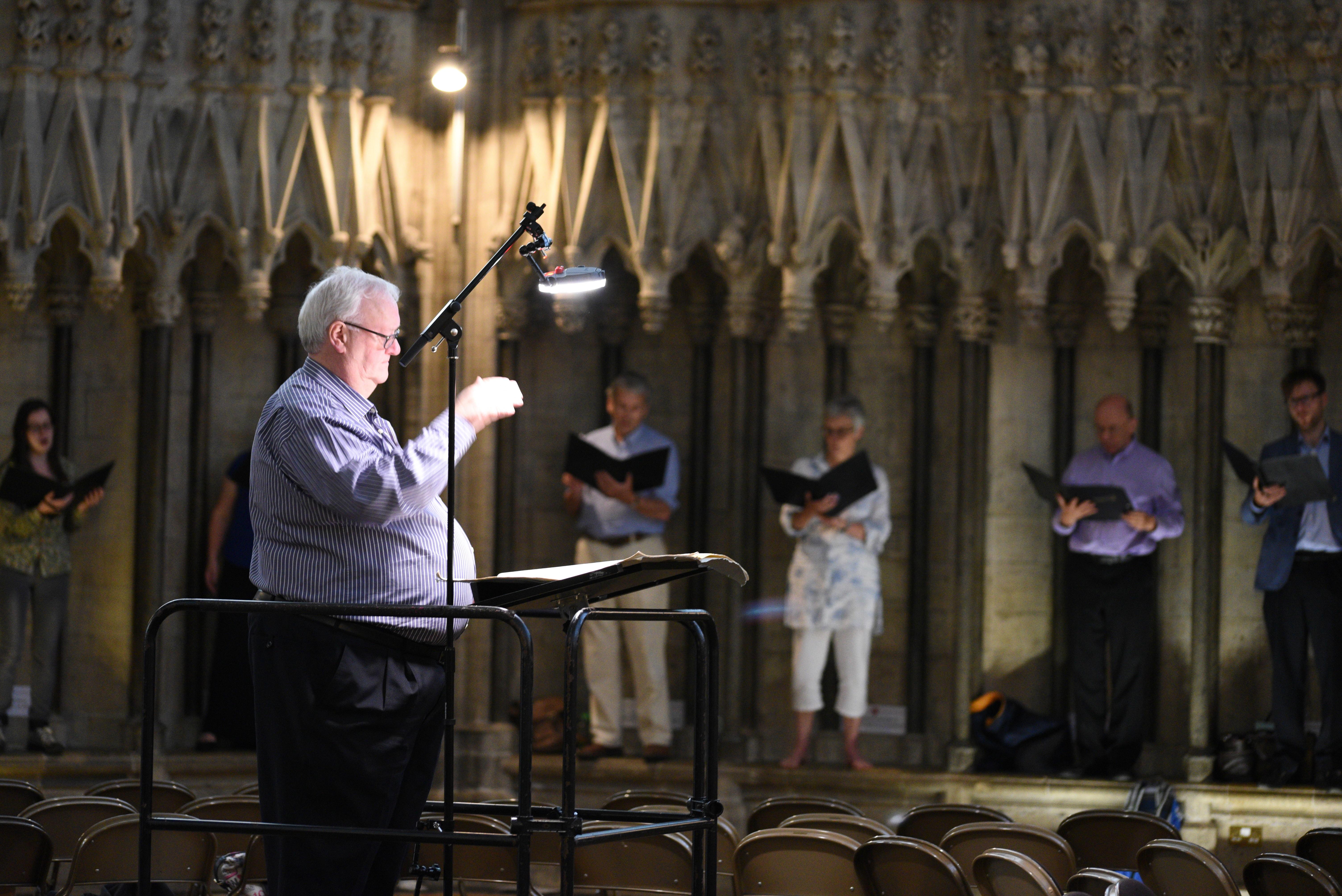York Minster, Spem in Alium
