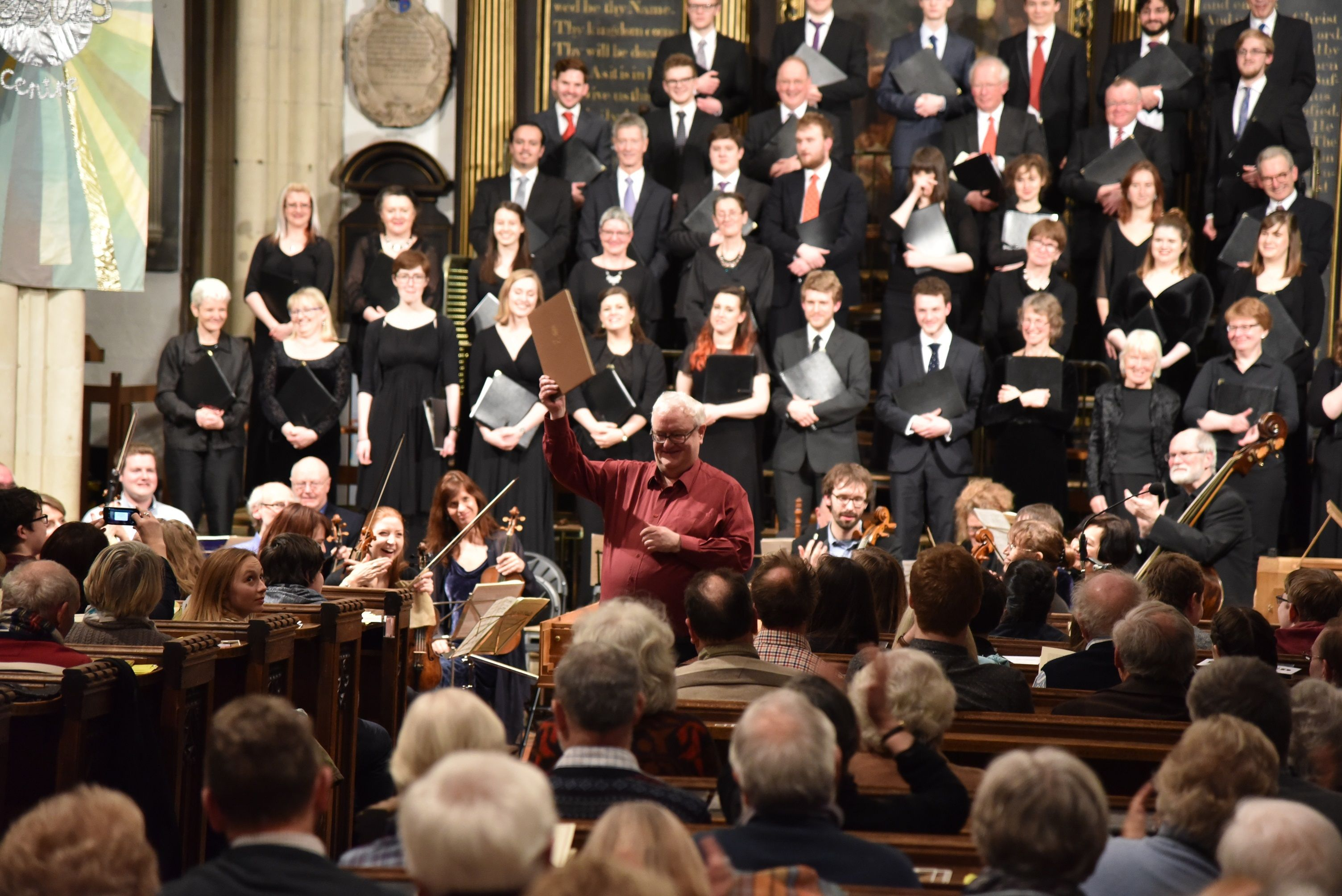 Bach Mass in B Minor, March 2017