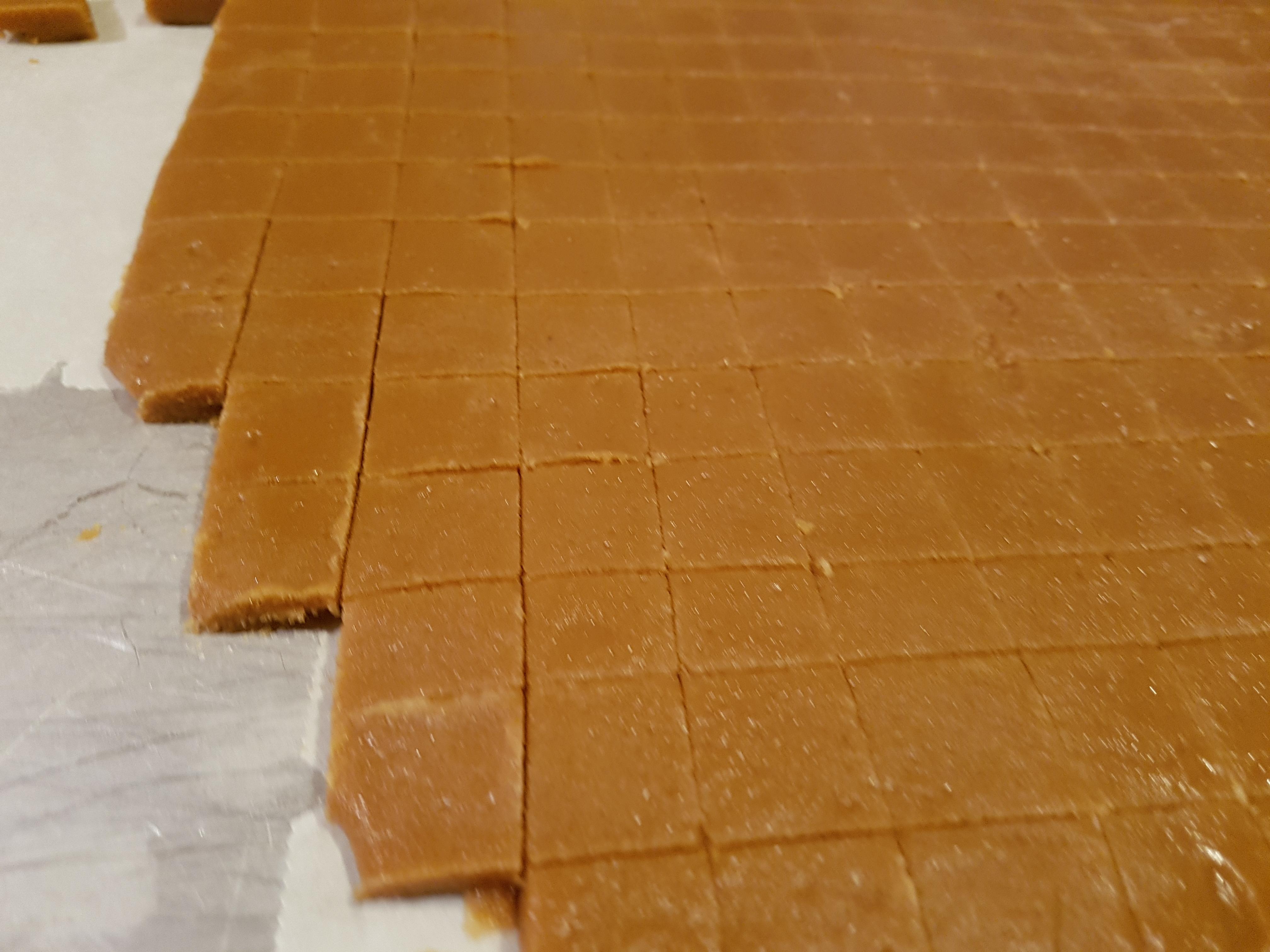 Caramels à la crème