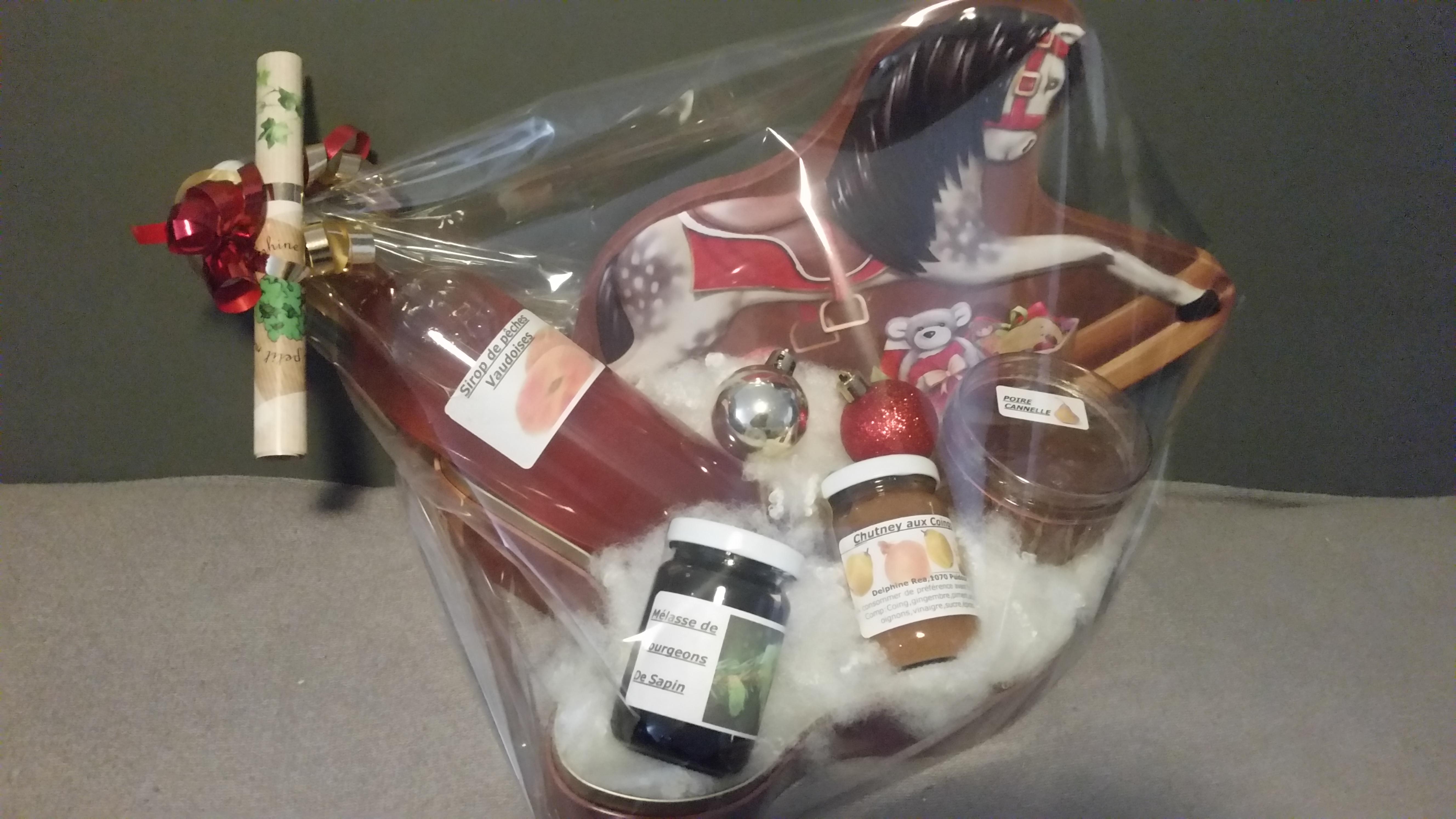Arrangement Cadeau