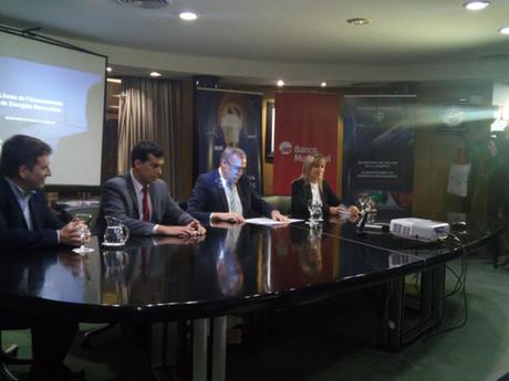 El Banco Municipal presentó nuevas líneas de crédito para las energías Renovables