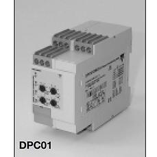 480V 3-PH Relé control trifásica (Fase y Tensión)