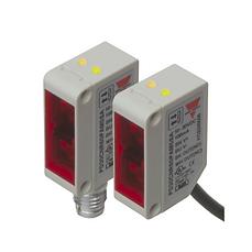 Sensor Fotoeléctrico Reflexión sobre espejo, Polarizada alc 6m, Cable 2m IP67 Po