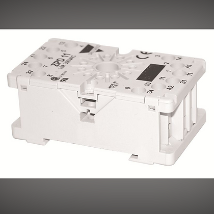 DIN Rail Socket for Undecal Re