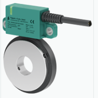 Encoder Incremental Magnetico sin contacto, 1024 pulsos, carcasa plastica, orifi