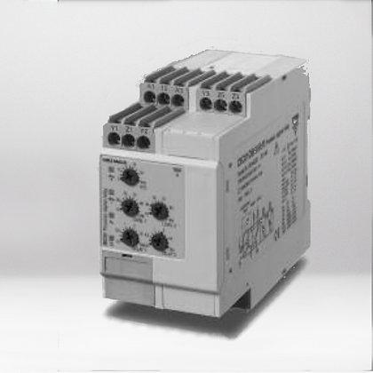 115-230VAC Control Sobre y bajo corrienteI GNAL RLY