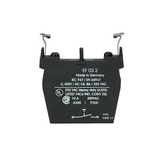 Bloque de contacto EF03.1