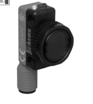 Sensor óptico de barrera por reflexión