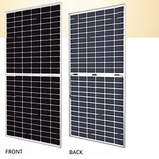 Panel Solar Mono, bifacial, Canadian Solar, 435 w