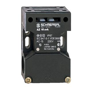 Interruptor de seguridad con actuador separado AZ15 ZVRK