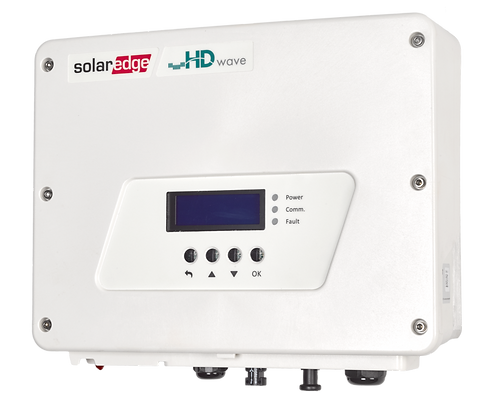 INVERSOR DE CONEXIÓN DE RED 3.0KW HD SOLAREDGE