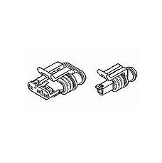 AMP  superseal -Plug 2 V.