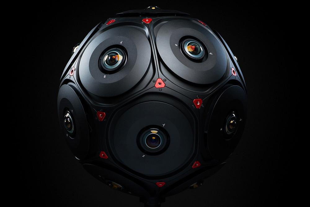 360 derece video çekimi