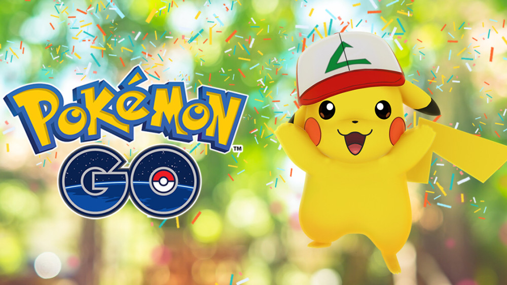 Pokémon GO Niantic tarafından geliştirilen ve The Pokémon Company tarafından yayımlanan, iOS ve Android tabanlı artırılmış gerçeklik oyunudur