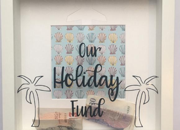 Holiday Savings Frame