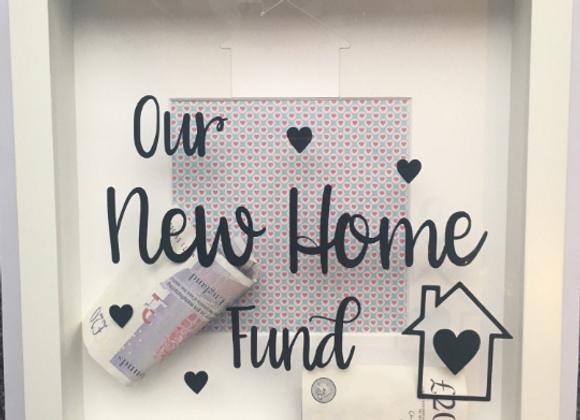New Home Savings Frame