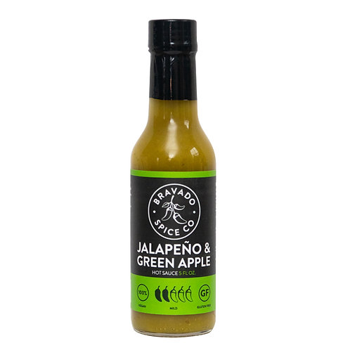 JALAPENO & GREEN APPLE