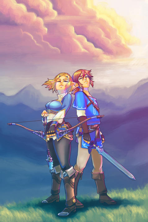 Triforce of Power Couple.