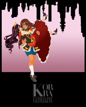 Revolutionary Girl Korra.
