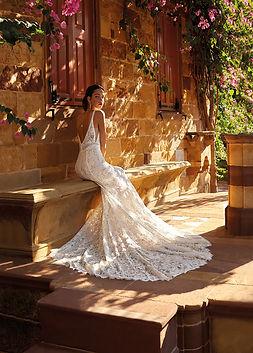 robe de mariée toulouse, robe de mariée sexy, robe de mariée glamour, robe de mariée sirène, cosmobella