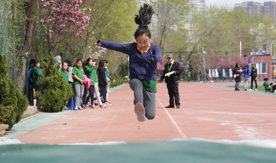 21-PE - PYP - PSPE - Grade 5 - Athletics - Long Jump.JPG