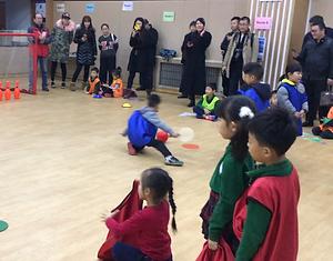 PSPE - Kindergarten - Target Games