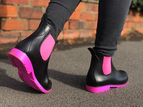 Pink Waterinas