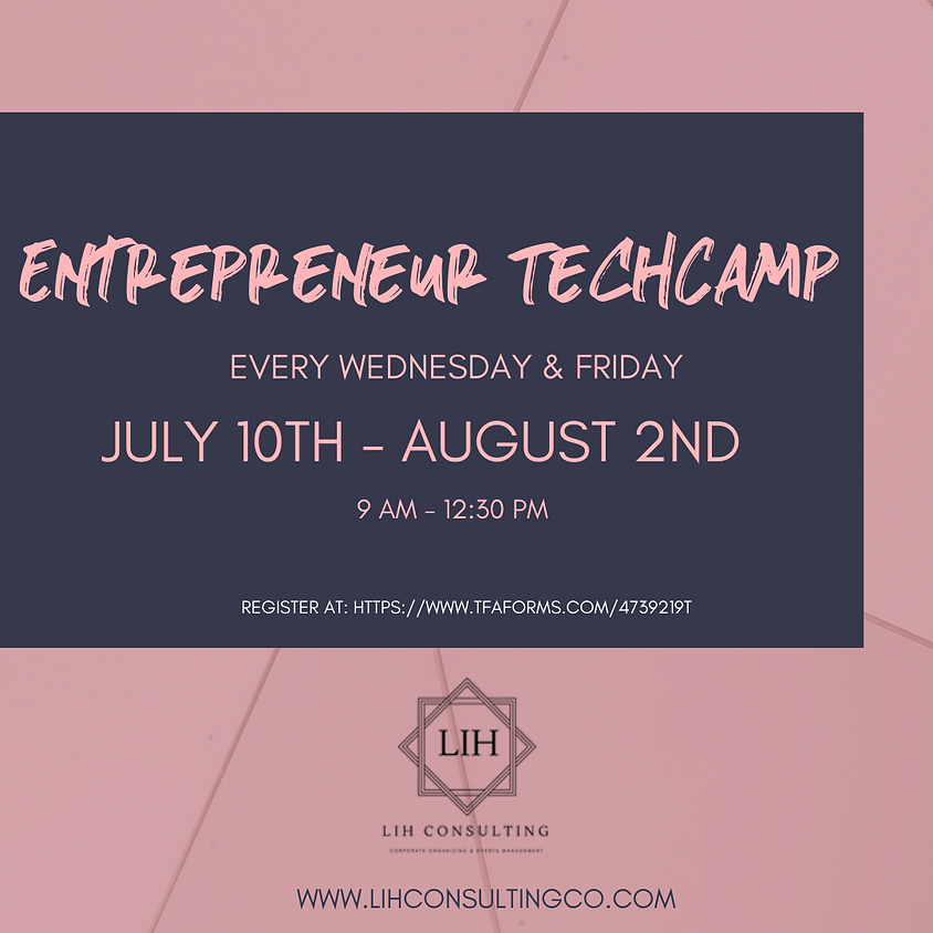 Entrepreneur TechCamp