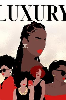 For the Love of Luxury NY Social Media Templates