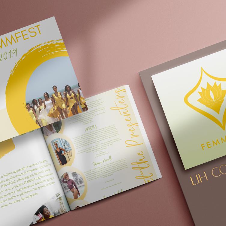 Femmagic Event Booklet