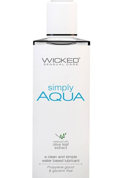 Simply Aqua Lubricant