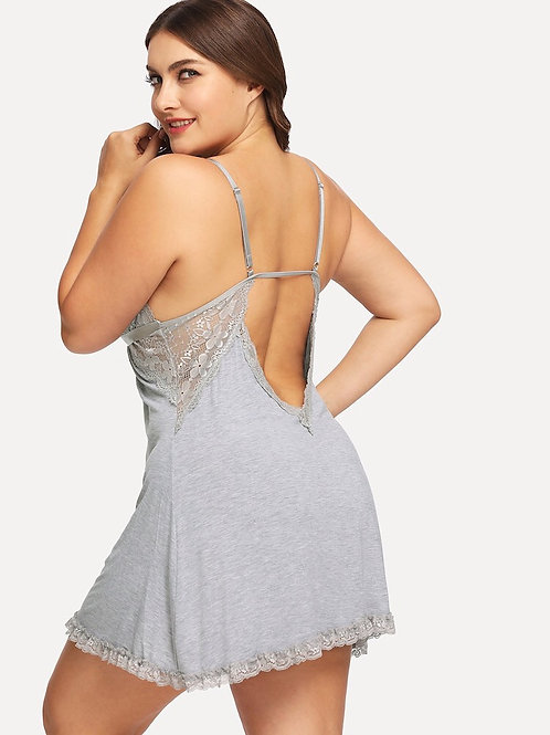 Smokey Sage Cami Dress